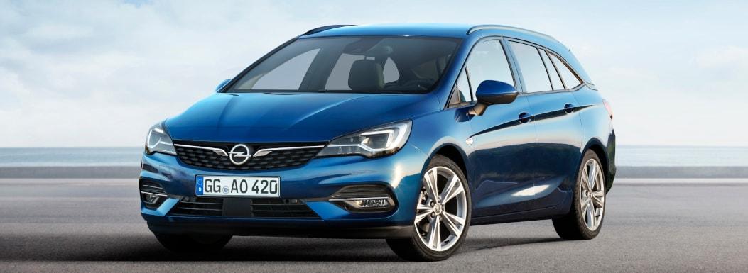 Ontdek de nieuwe Opel Astra. - Opel Nederland