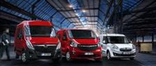 Opel Bedrijfswagens acties