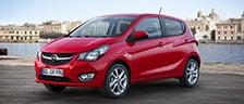 Zorgeloos Opel rijden