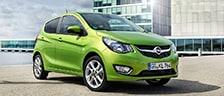 Opel KARL. 5 deuren, 5 zitplaatsen v.a. €10.595.