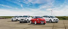 Opel financiering met aantrekkelijk rentetarief.