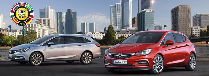 Opel Car of the Year