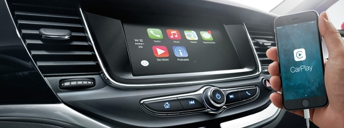 Opel Apple CarPlay