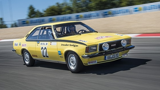 Opel Commodore 50 jaar
