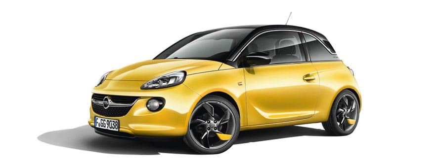 Opel Adam Private Lease