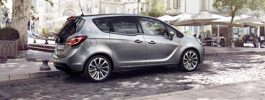 Opel Meriva Private Lease