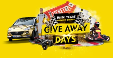 Opel Give Away Days