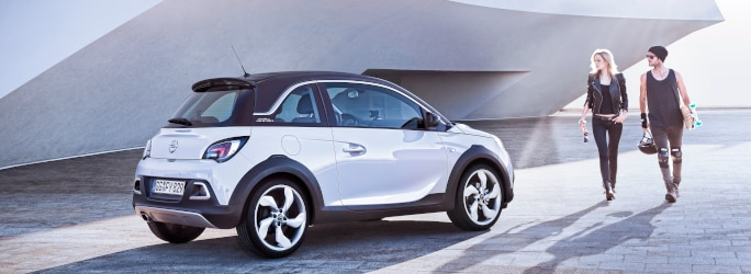 Opel ADAM ROCKS BlitZ