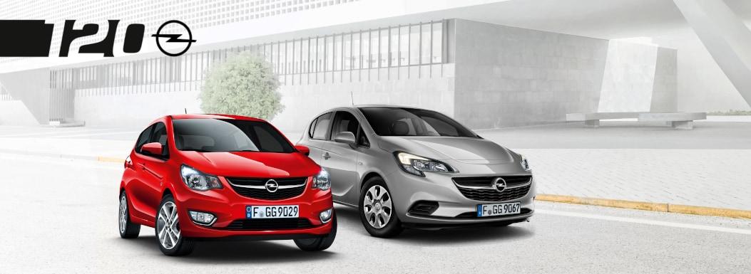 Opel Bestaat 120 Jaar