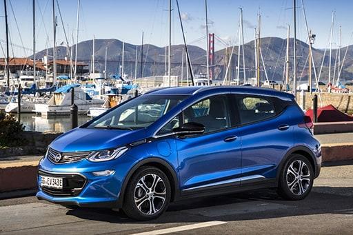 Opel Nederland Elektrisch Rijden