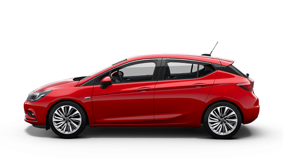 Opel Astra 5-deurs
