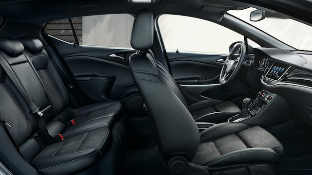Interieur Opel Astra