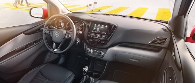 Interieur Opel KARL
