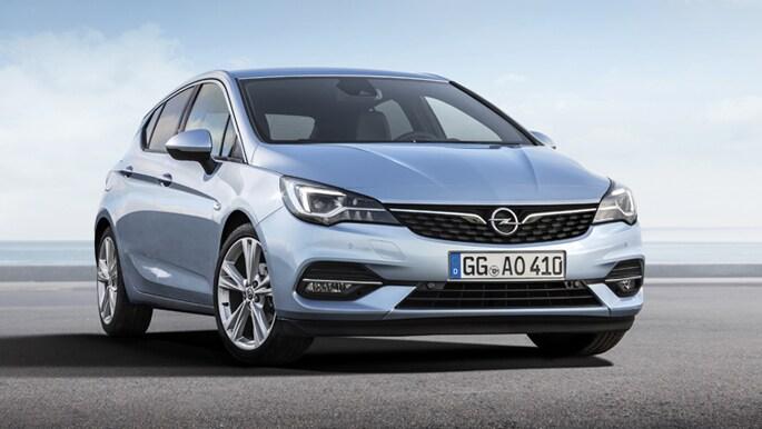 Opel Astra Marktplaats leaseactie