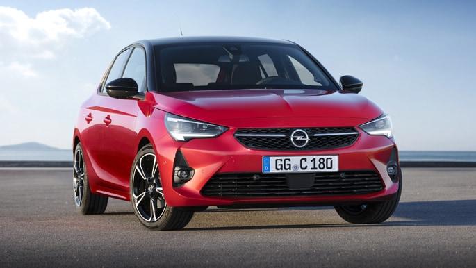 Opel Corsa marktplaats leaseactie